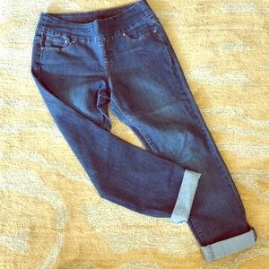 Pull on Slimming Jeans